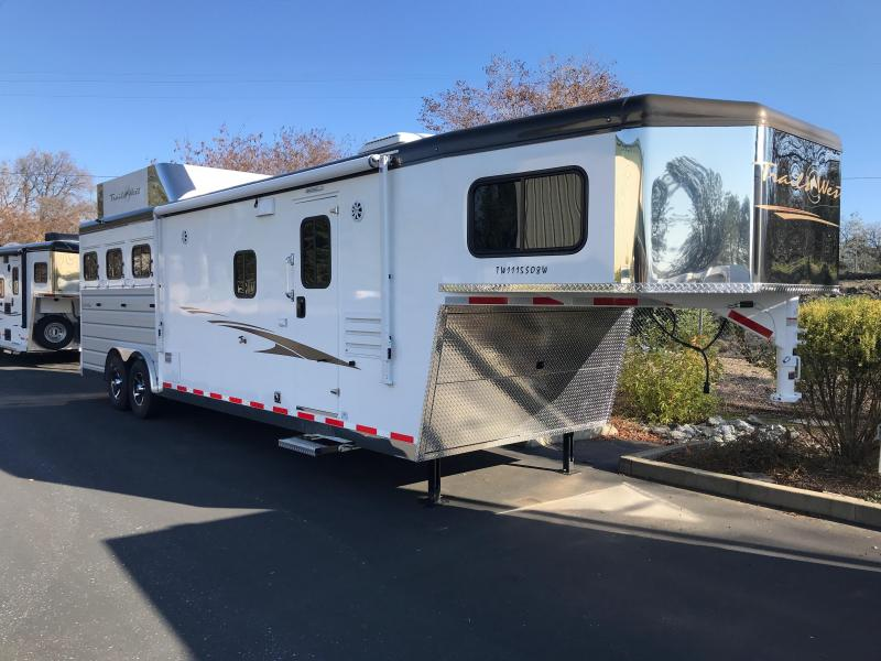 2019 Trails West 3H Sierra 11x15 Slide Out