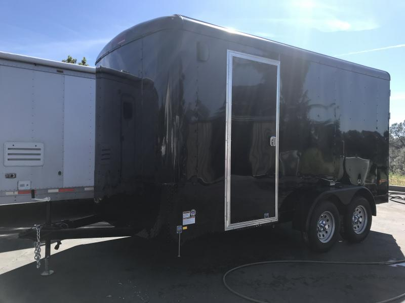 2018 TNT 7 x 14 Transit Enclosed Cargo Trailer