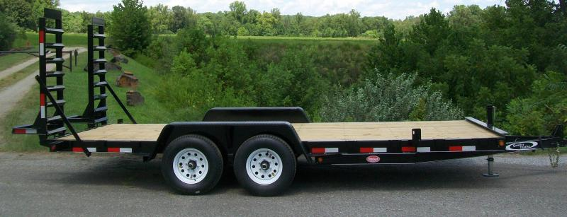 Quality 82 x 18 10K Equipment Trailer