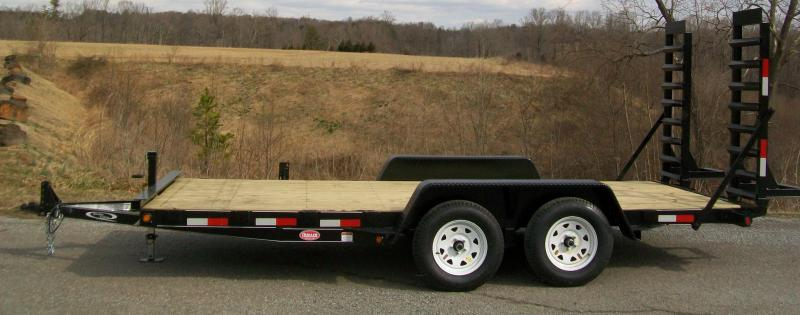 Quality 82 x 16 7K Equipment Trailer