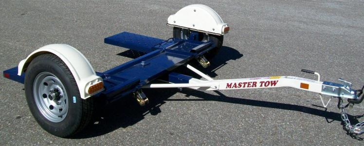 """Master Tow 80"""" Tow Dolly"""