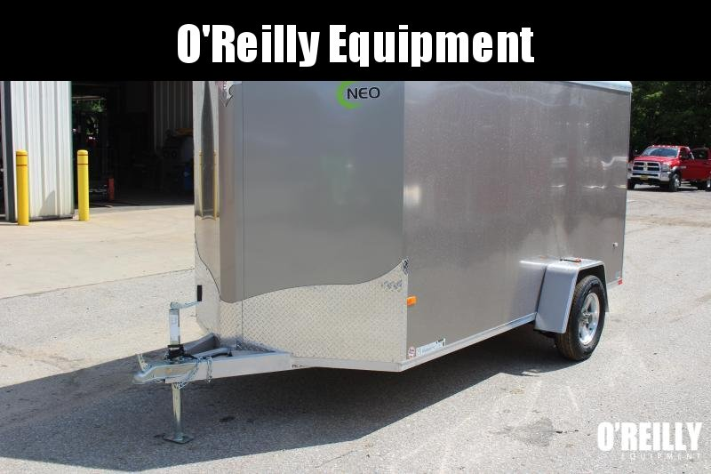 2020 NEO Trailers NAVR 6 x 12 Enclosed Cargo Trailer