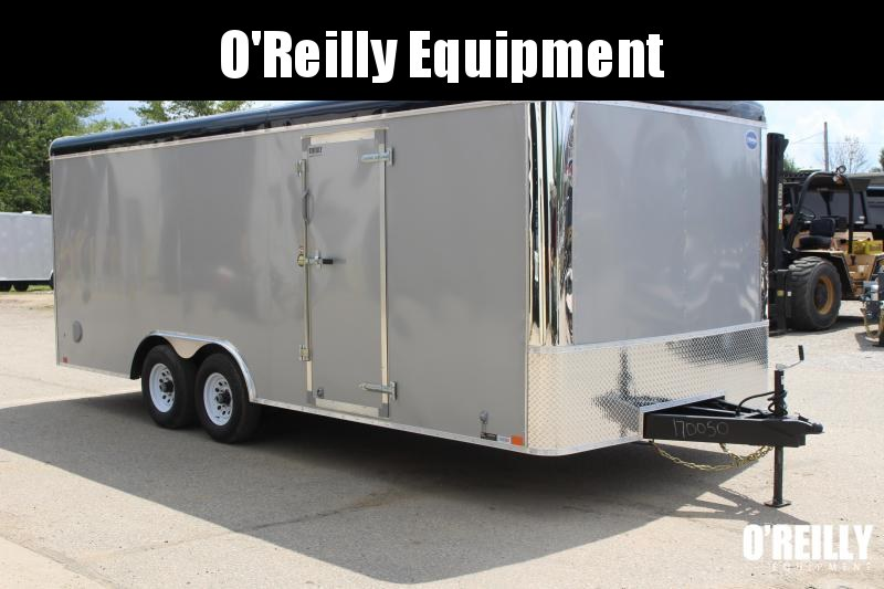 2020 United Trailers ULT 8.5X20 Enclosed Cargo Trailer