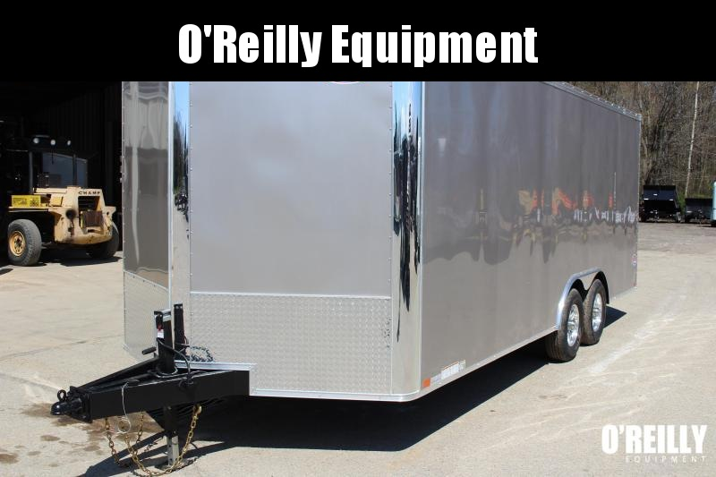 2019 United Trailers UXTV 8.5x23 Enclosed