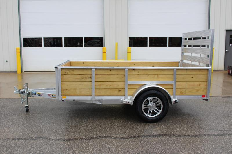 2017 H and H Trailer A1 10 1 Equipment Trailer