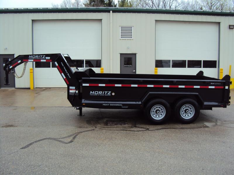 2017 Moritz International DLGH610-14 Dump Trailer
