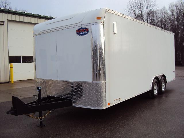 2019 United Trailers UXT 8.5x20 Enclosed Trailer