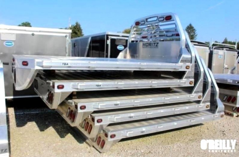 2017 Moritz International TBA7-86 Truck Bed- Flat Bed