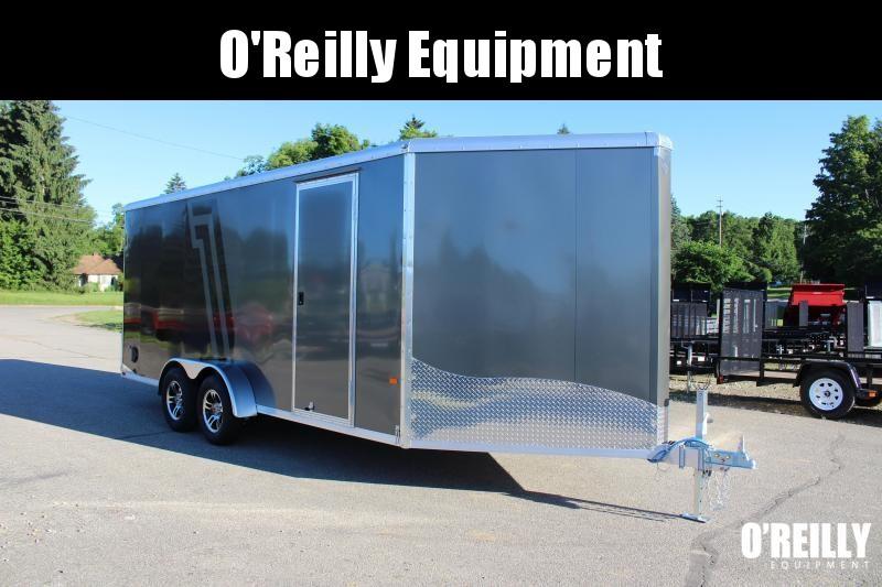 2019 NEO Trailers NAS 7 X 22 Enclosed Cargo Trailer