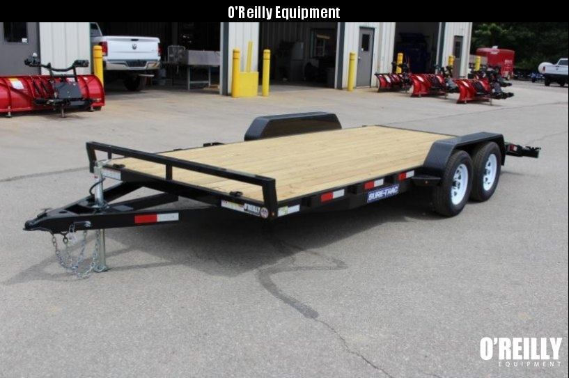 2018 Sure-Trac 7x18 Car Hauler