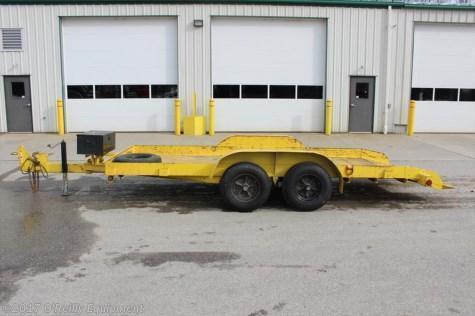 1991 Used Tilt Deck