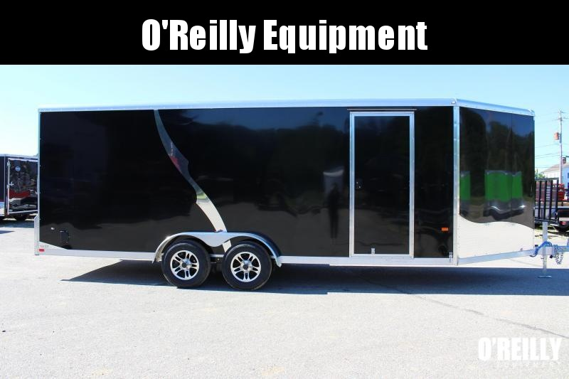 2019 NEO Trailers NAS 7 X 24 Enclosed Cargo Trailer