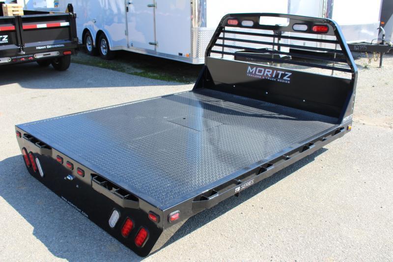 2020 Moritz International TB7-8.5 Truck Bed - Flat Bed