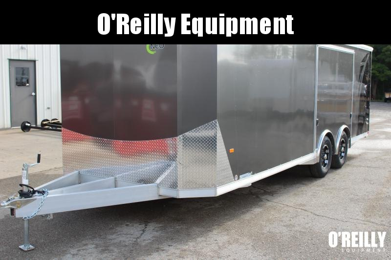 2019 NEO Trailers NACX2485R Car / Racing Trailer