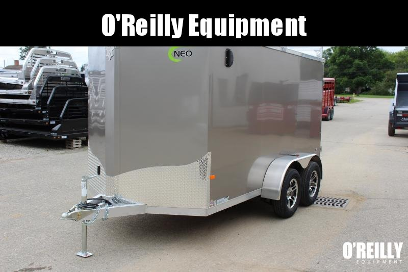 2019 NEO Trailers NAV 6 x 12  Enclosed Cargo Trailer