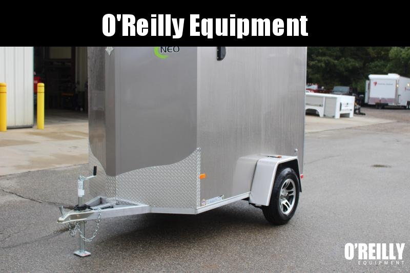 2019 NEO Trailers NAV 5 x 8  Enclosed Cargo Trailer