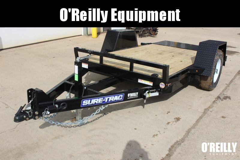 2018 Sure-Trac 5 x 10 TILT Equipment Trailer