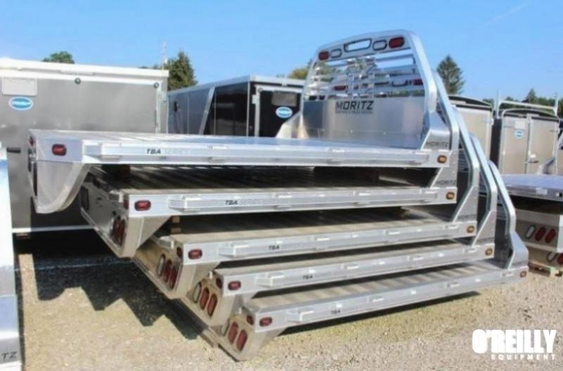 2017 Moritz International TBA7-86 Truck Bed - Flat Bed