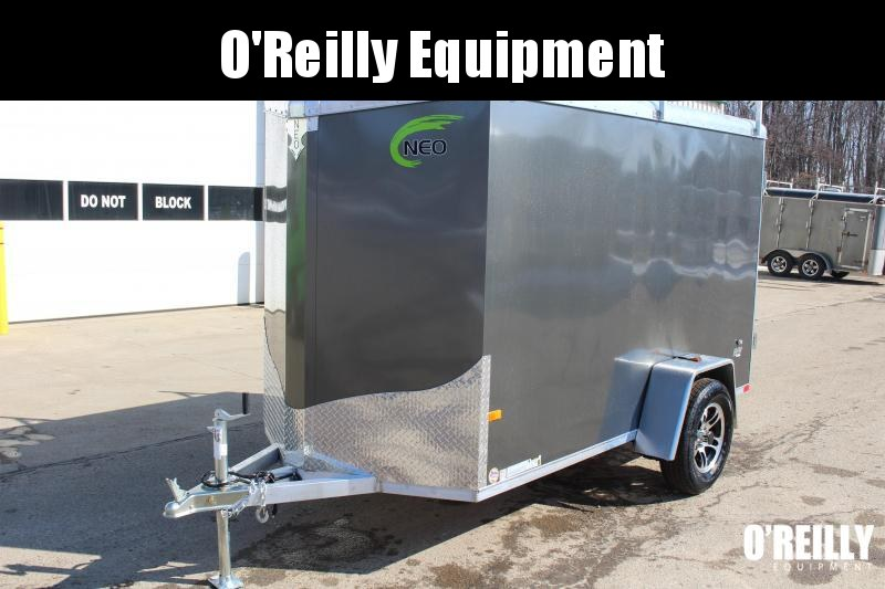 2019 NEO Trailers NAV 5 x 10  Enclosed Cargo Trailer