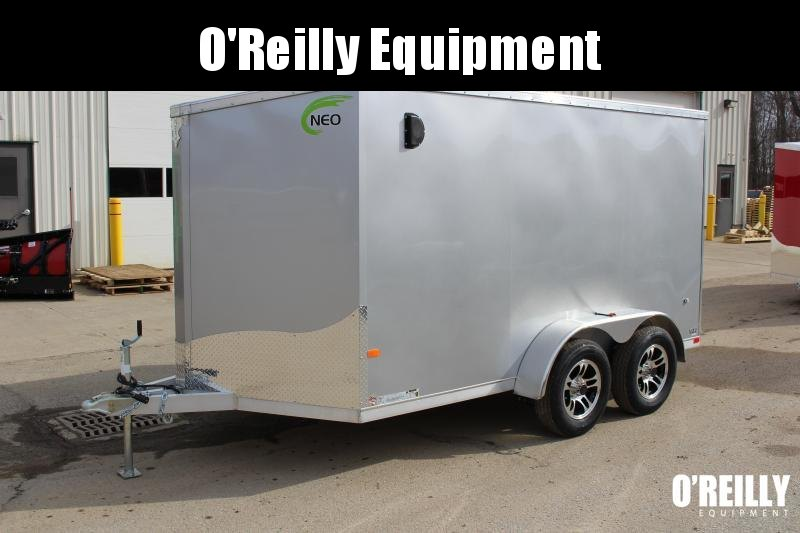 2020 NEO Trailers NAV 7 x 12 Enclosed Cargo Trailer