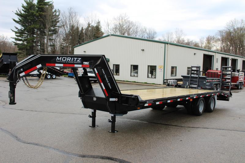 2019 Moritz International FGSH 5-20 Flatbed Trailer