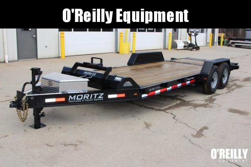 2018 Moritz International ELBH-20 HT 14000 Equipment Trailer