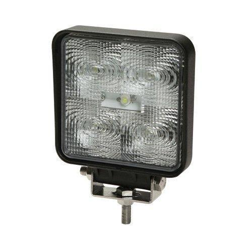 Worklamp: LED (5) Flood Beam (Square) 10-30VDC
