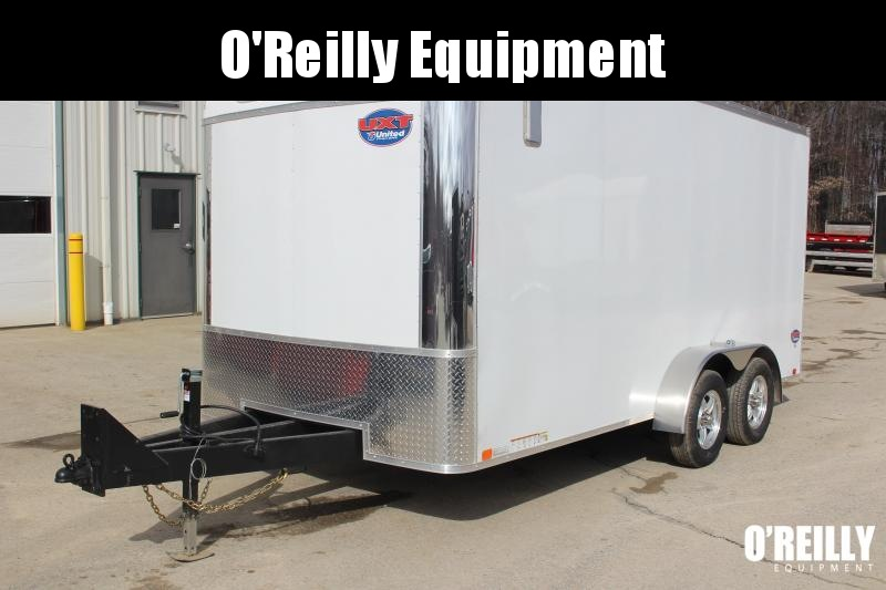 2018 United Trailers UXT 7x16 Enclosed Trailer