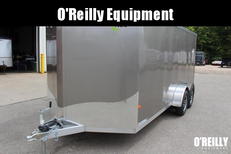 2019 NEO Trailers NAV 7 x 16 Enclosed Cargo Trailer