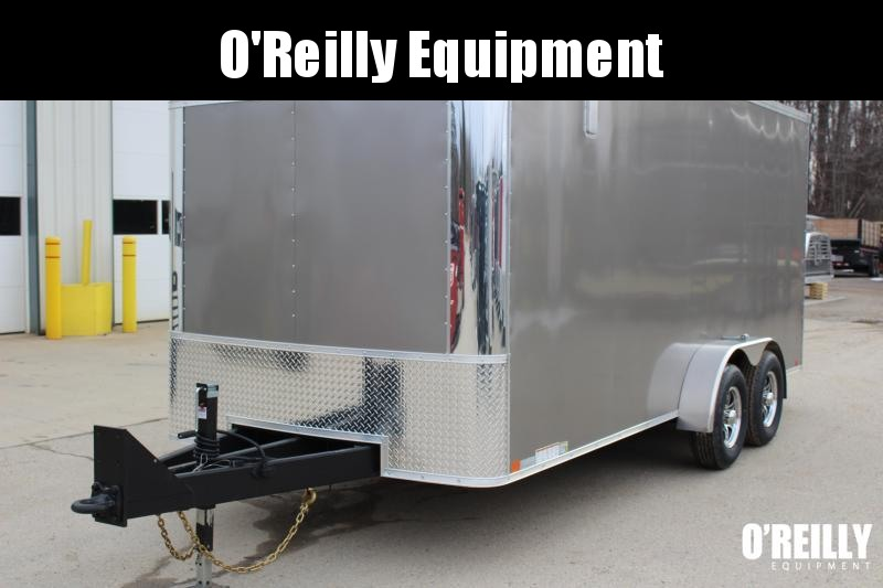 2018 United Trailers UXT 7x18 Enclosed Trailer