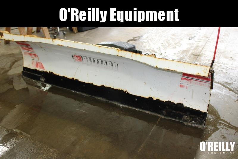 2008 Blizzard HD800 Truck Snow Plow Used