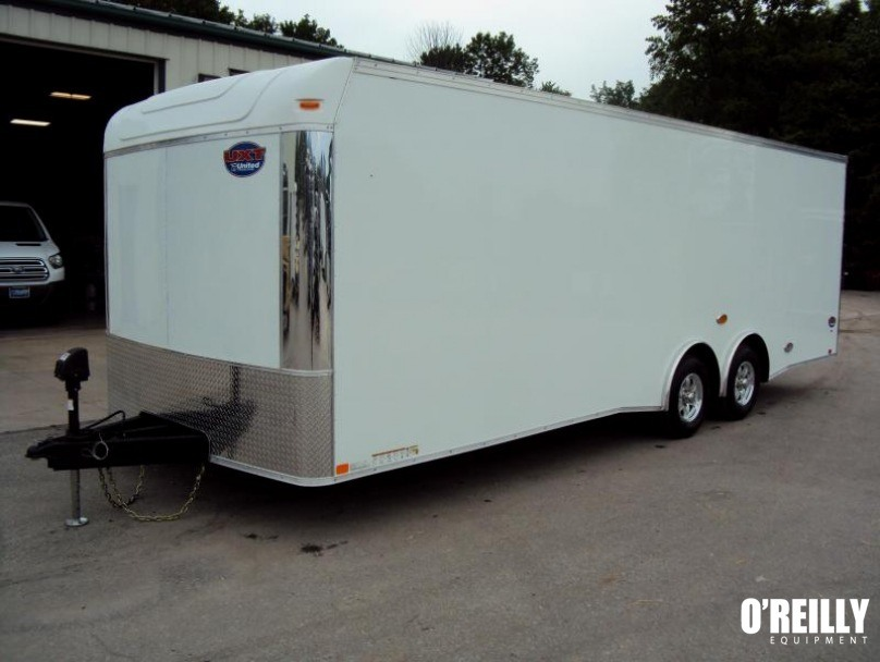 2017 United Trailers UXT 8.5x24 Car Hauler