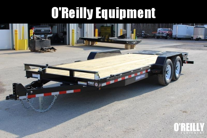 2018 Sure-Trac 7 x 18 Equipment Trailer