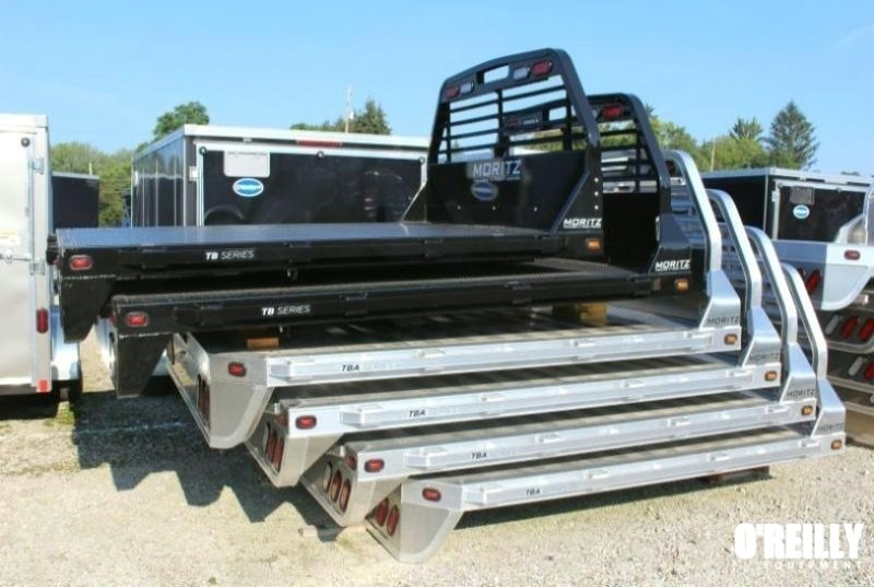 2017 Moritz International TB8-86 Truck Bed - Flat Bed