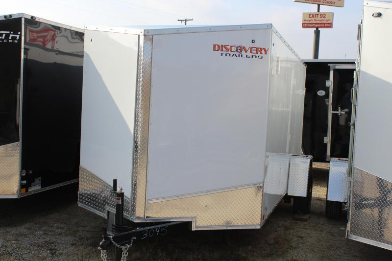 2020 Discovery Rover ET 6X12 Single Axle Cargo Trailer $2800