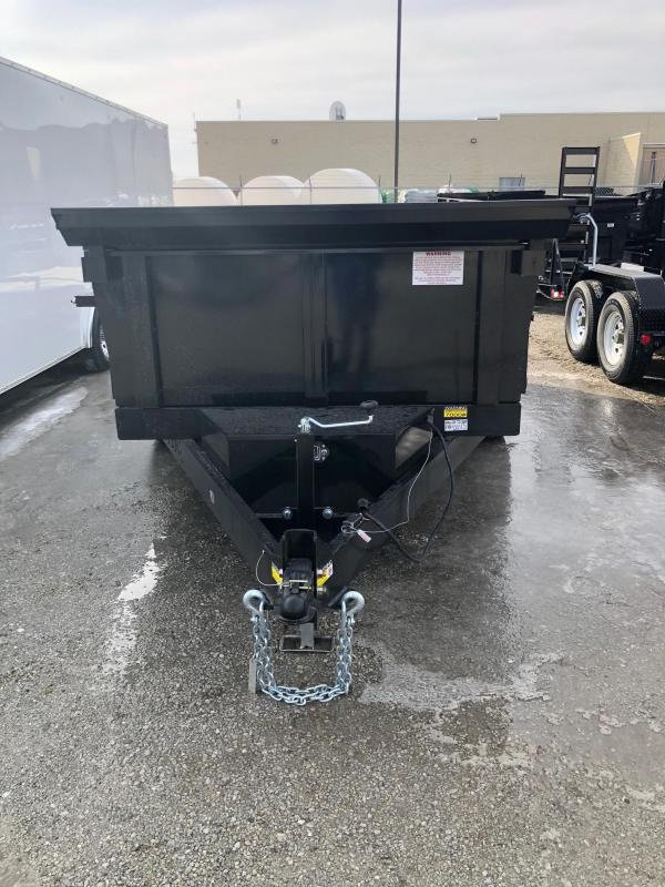 2019 Quality Steel CJ 6X12 10K GVWR Dump Trailer On Sale $5995