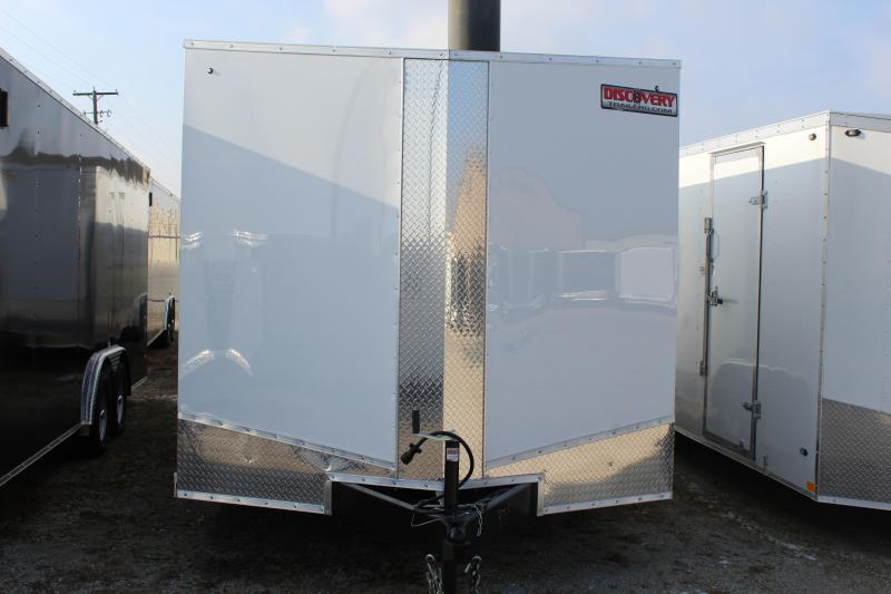 2020 Discovery Challenger ET 8.5X20 7K GVWR Enclosed Car Trailer