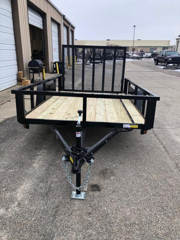 2020 Quality Steel 6X12 Utility Trailer
