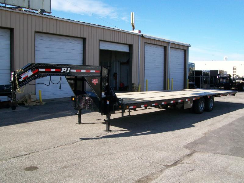 "2019 PJ LY 102""X34' 25K GVWR Flatbed Trailer $13922"