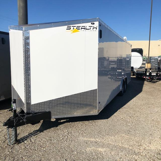 2020 Stealth Titan 8.5X24 7K GVWR Enclosed Car Trailer $6650