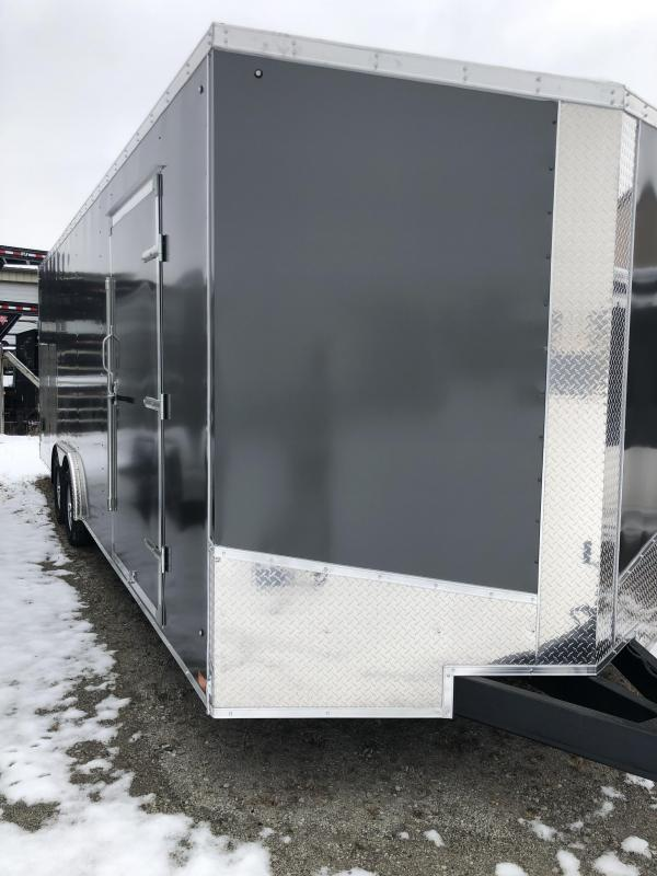2020 Discovery Challenger ET 8.5X28 10K GVWR Car Trailer