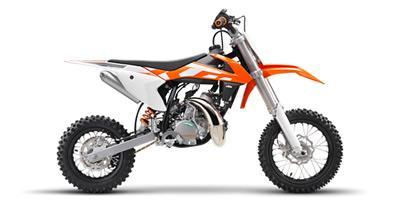 2016 KTM 50 SX Motorcycle