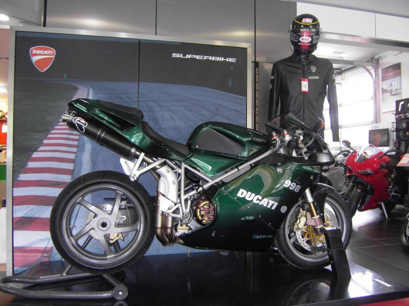 2004 Ducati 998 Matrix Edition