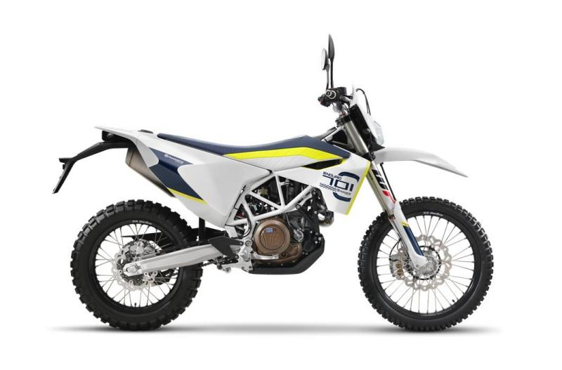 2018 Husqvarna 701 Enduro | 0.99% Financing Available!