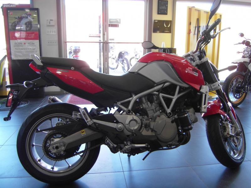 2009 Aprilia Mana 850 Automatic Motorcycle