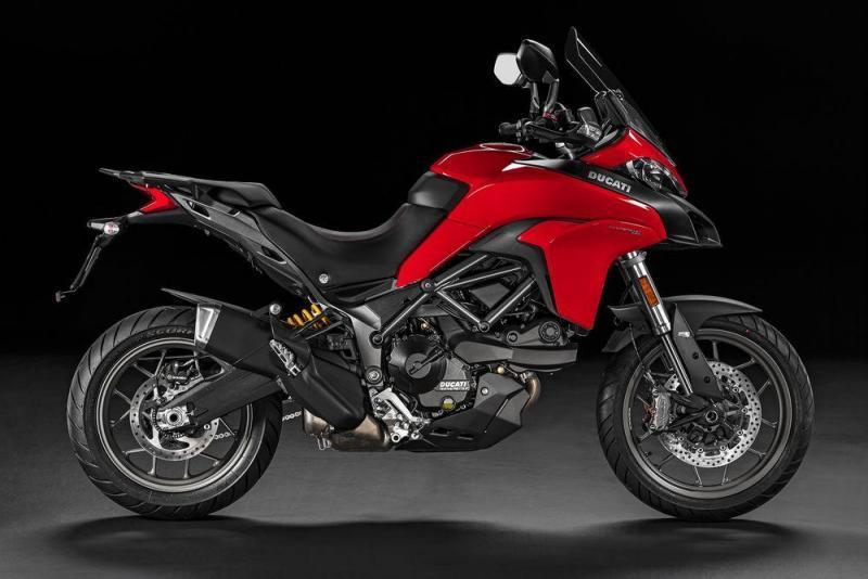 2017 Ducati Multistrada 950 - 0% and $1500 OFF!!!