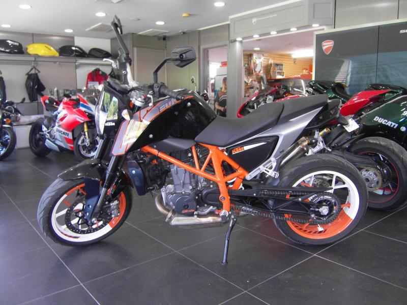 2013 KTM DUKE Motorcycle