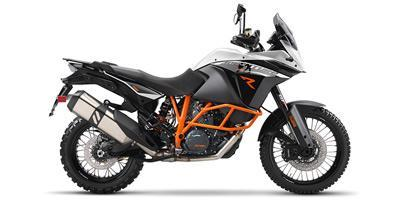 2016 KTM 1190 Adventure R Motorcycle