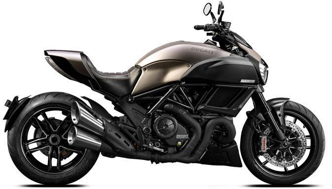 2015 Ducati Diavel Titanium | $7000 off!