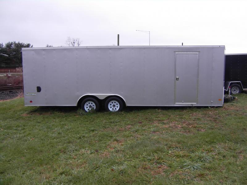 2018 Haulmark PPT85X24WT2 Enclosed Cargo Trailer
